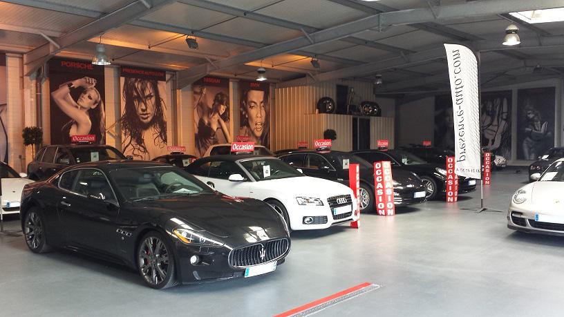3 conseils précieux pour acheter une voiture de luxe d'occasion